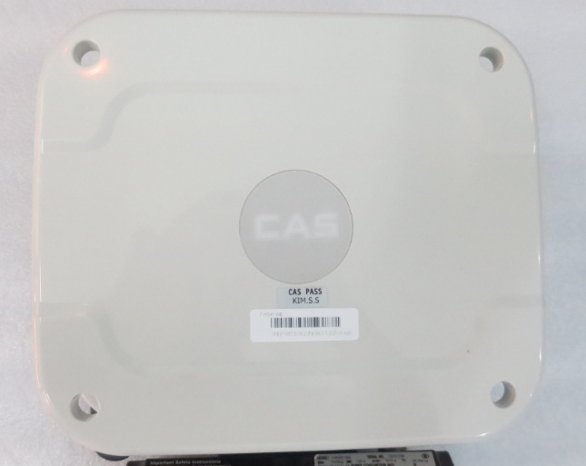 Cân bàn nhỏ CAS FW500-E-vỏ nhựa ABS cao câp