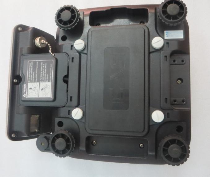 Cân bàn nhỏ CAS FW500-E-đế cân dễ điều chỉnh