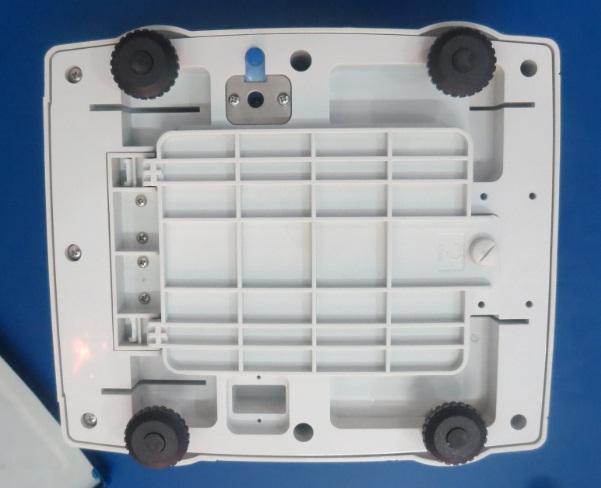 Cân bàn nhỏ CAS SW-1WR-đế cân dễ điều chỉnh