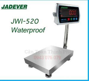 CÂN BÁN CHỐNG NƯỚC INOX JWI-520