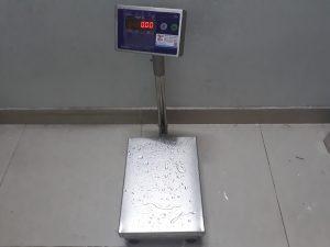 CÂN BÀN  INOX PEAK 50kg