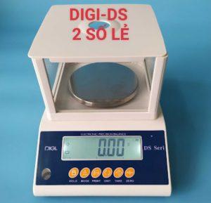 CCân điện tử 2 số lẻ DiGi DS