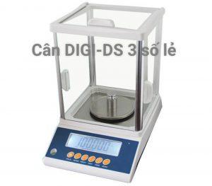 Cân điện tử DiGi DS 3 số lẻ