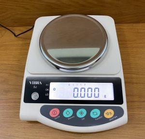 CÂN ĐIỆN TỬ VIBRA SJ 3 số lẻ (0.001g)