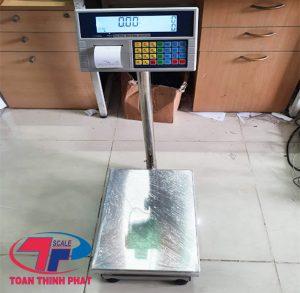 Cân Bàn Điện Tử In Phiếu 200kg