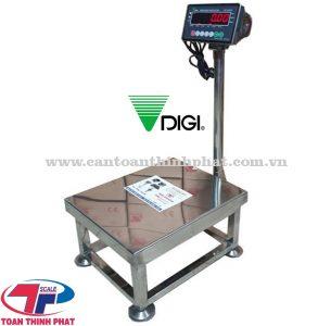 Cân Bàn Ghế Ngồi INOX DS 167SS 300kg, 500Kg