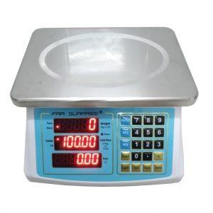 Cân Tính Tiền Nhống Nước 10kg ACS-818