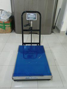 Cân Bàn Điện Tử DS 167SS 500kg