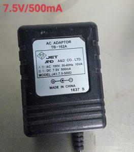 Adapter sạc cân điện tử AND