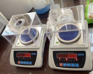Cân điện tử frh, cân kỹ thuật 2 số le frh